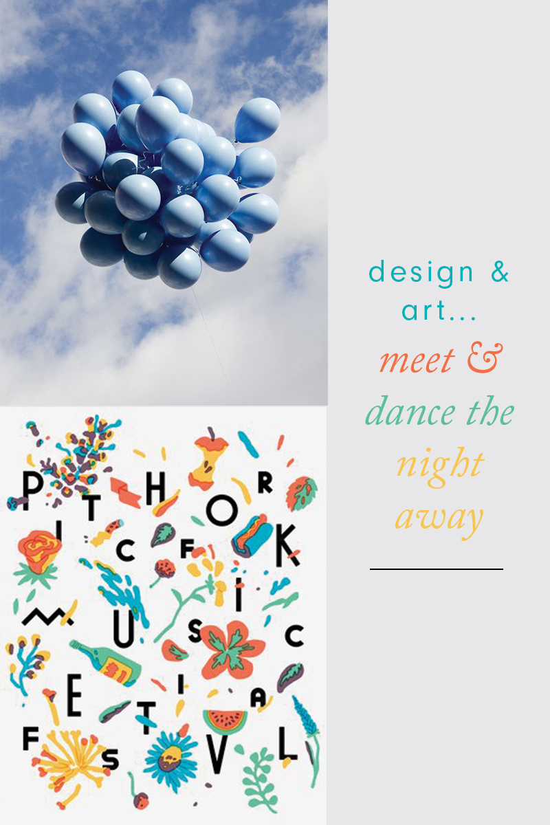 Design & Art...Meet and Dance the Night Away | Rebecca Hawkes Diary