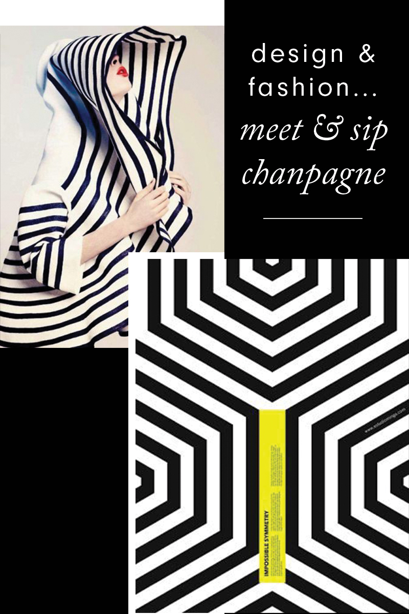Design &Fashion...Meet and Sip Champagne | Rebecca Hawkes Diary