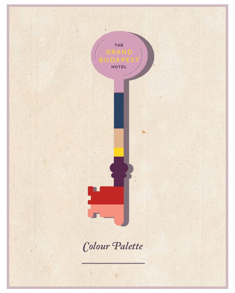 Grand Budapest Hotel Quotes Lessons On Design  The Grand Budapest Hotel  Rebecca Hawkes