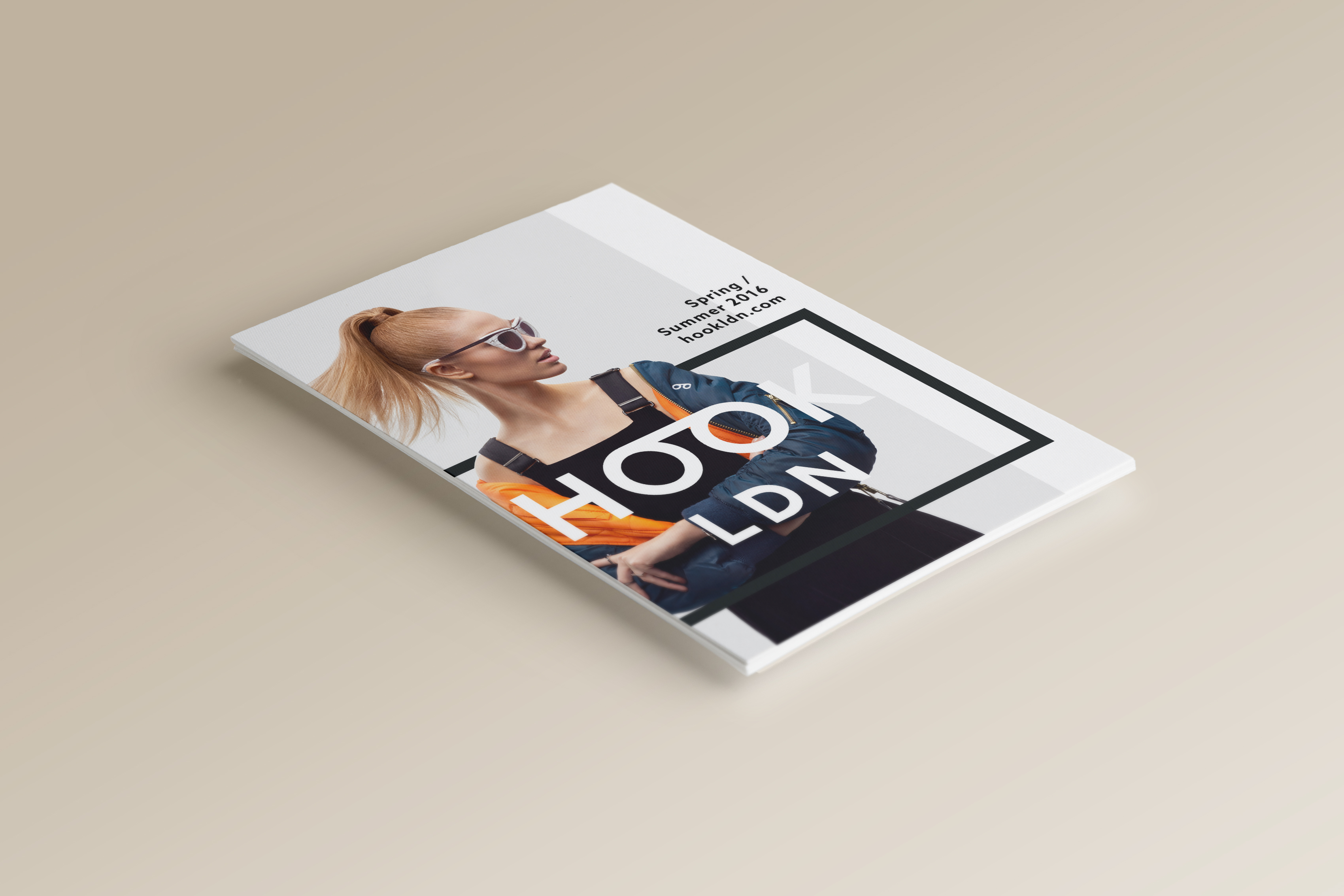 Hook LDN Lookbook Portfolio | Rebecca Hawkes