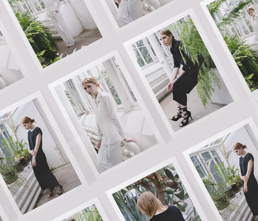 The White Label Project SS15 ~ Photographed by Rebecca Hawkes