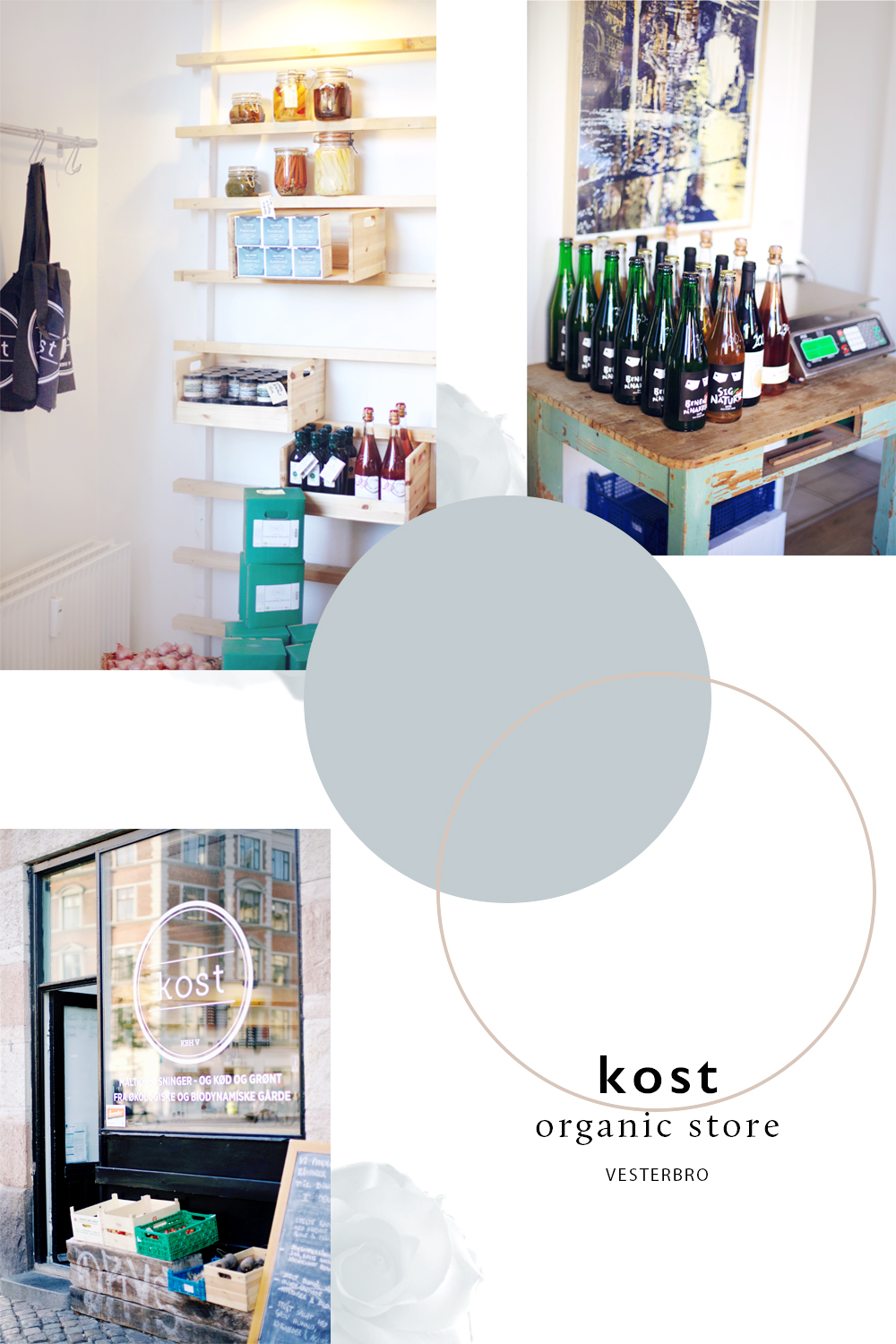 Eating sustainably in Copenhagen | Kost in Vesterbro | by Rebecca Hawkes