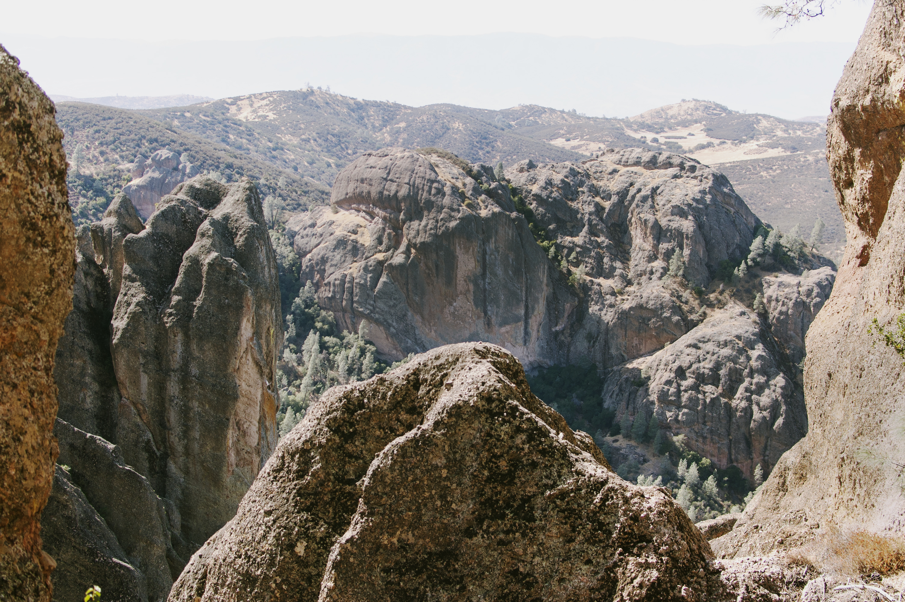 Reaching the Pinnacles | Adventures in California | Rebecca Hawkes