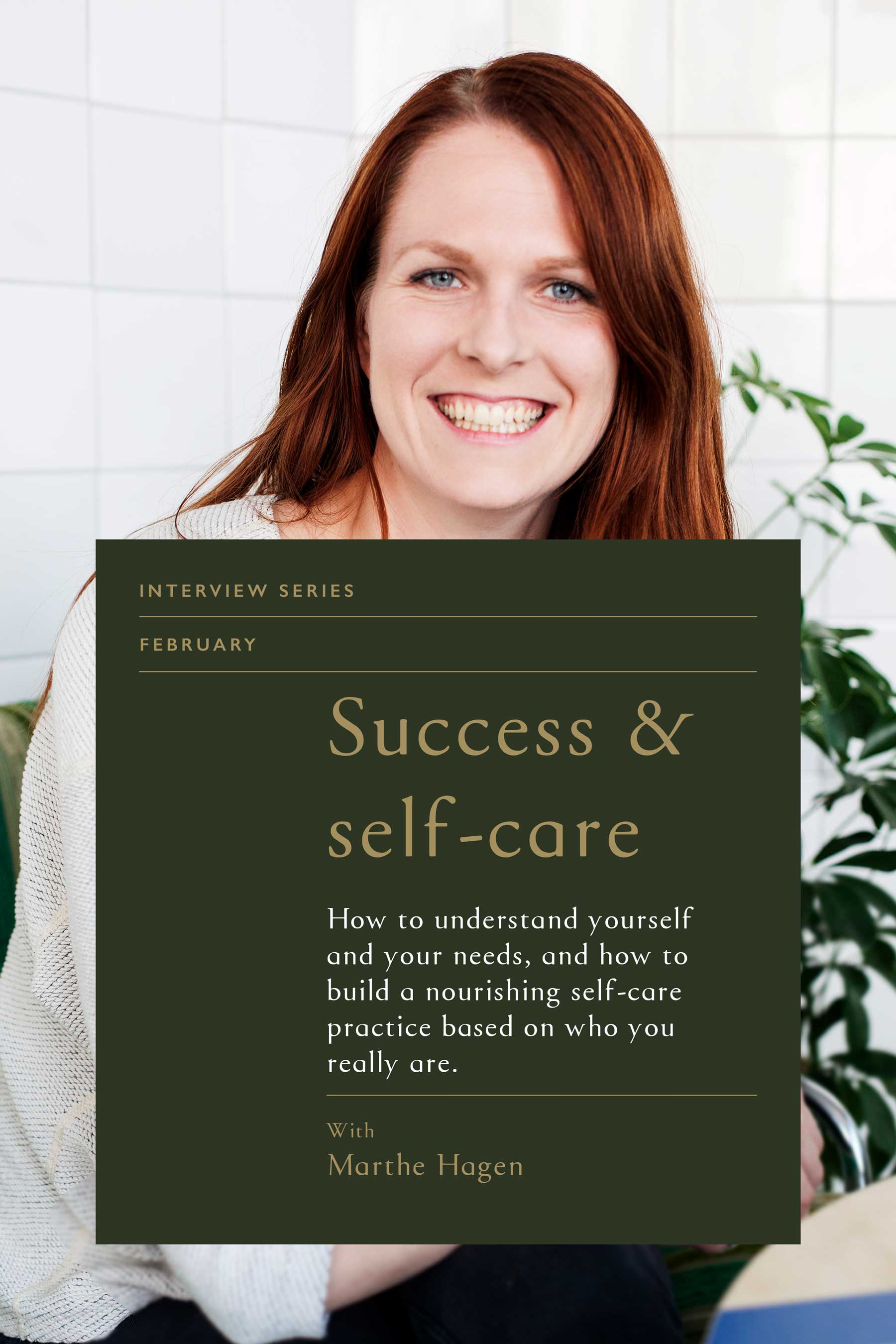 Success & Self-care | How to be build a self care practice based on who you really are | Rebecca Hawkes Diary